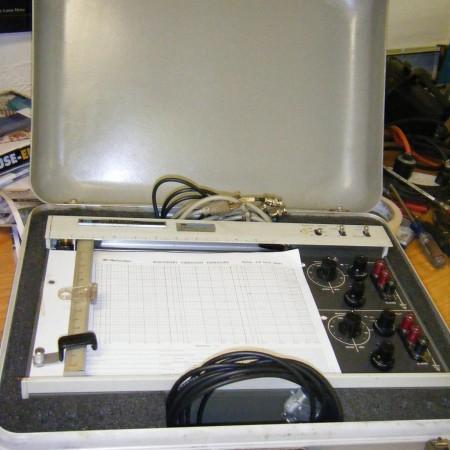100 XY Recorder