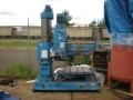 102 Large Radial Arm Drill wAccessories pic.3