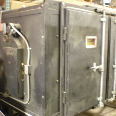 15 Electric Bake Oven 230V 3 Phase Dual Door pic.1