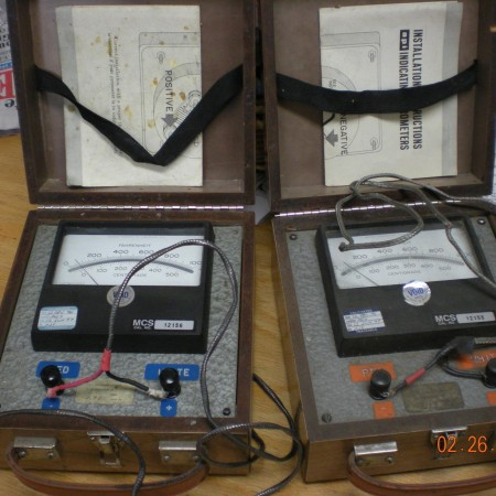 19 Thermocouples Test Sets