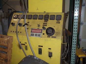 20 AC-DC Test Panel with MG Set