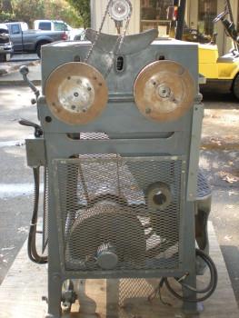 22 P&R WV Winding Machine, 220-440V. pic1