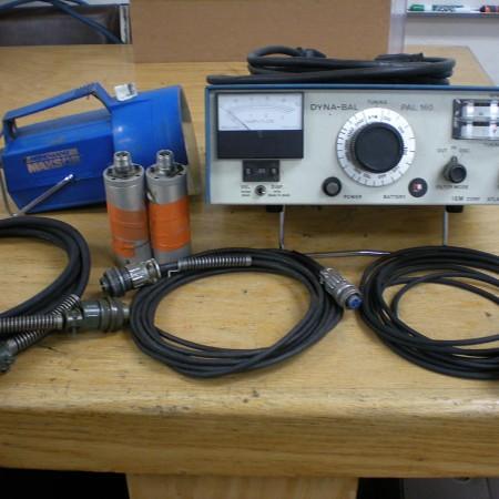 98 Dyna-Bal PAL 160 Electronics pic.1