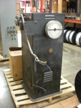 11 Meci Model F Winding Machine 3 HP. 3PH. 220-440V pic.1